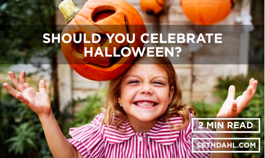 GUEST BLOG: Should You Celebrate Halloween?